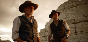 Bild zu:  Cowboys und Aliens führen mit den Schlümpfen die Kino-Charts an.