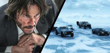 Keanu Reeves dürfte gut ins abgedrehte Fast & Furious-Universum passen
