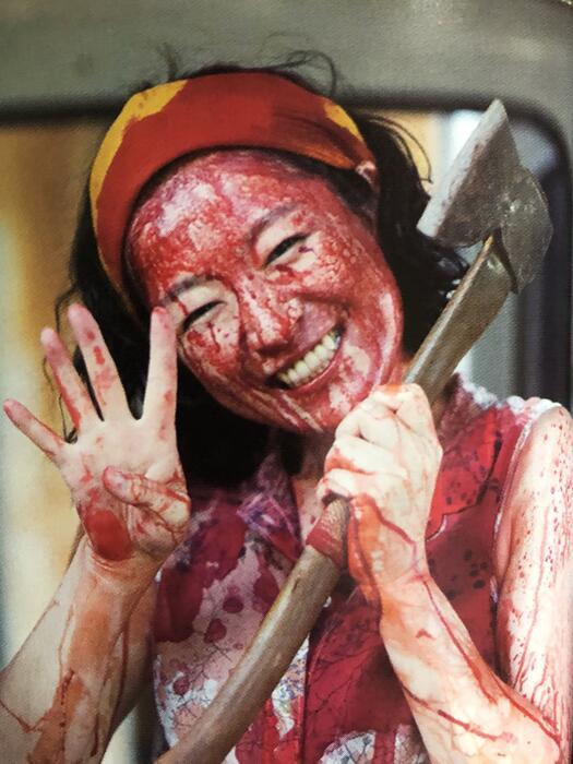 One Cut of the Dead mit Harumi Shuhama
