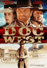 Doc West - Nobody ist zurück - Poster