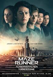 Maze Runner 3 - Die Auserwählten in der Todeszone Poster