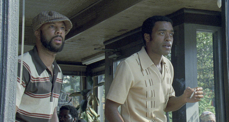 American Gangster mit Chiwetel Ejiofor