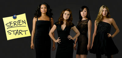 Mistresses, Staffel 1