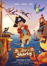 Käpt'n Sharky - Poster