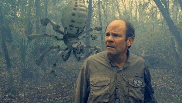 Arachnoquake mit Ethan Phillips