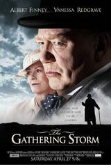 Churchill - The Gathering Storm - Poster