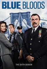 Blue Bloods - Crime Scene New York - Staffel 6 - Poster