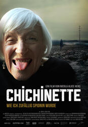 Chichinette - Wie ich zufällig Spionin wurde Poster
