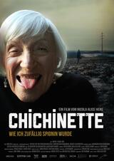 Chichinette - Wie ich zufällig Spionin wurde - Poster