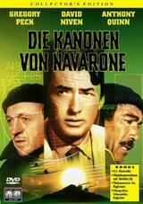 Die Kanonen von Navarone - Poster