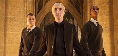 Tom Felton in Harry Potter und die Heiligtümer des Todes 2