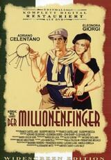 Der Millionenfinger - Poster