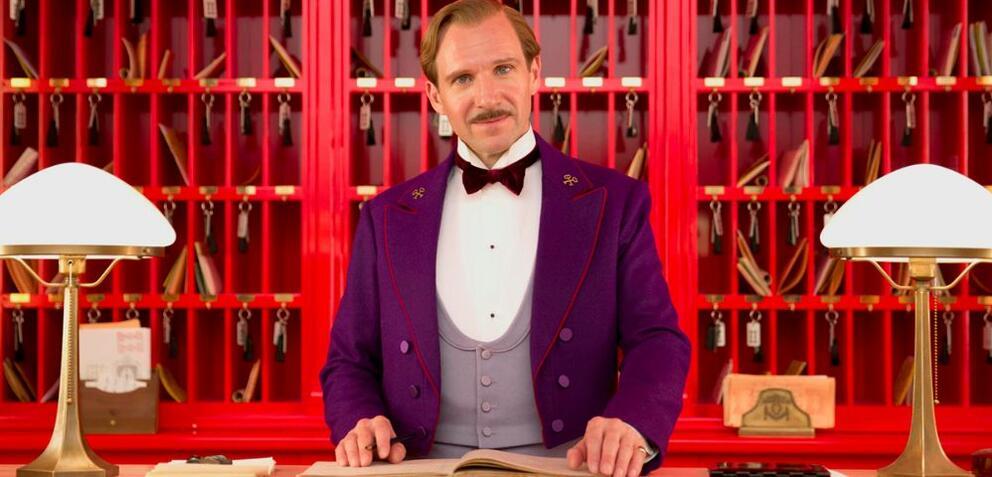 Verlässlich gut: Ralph Fiennes in Grand Budapest Hotel