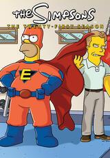 Die Simpsons - Staffel 21 - Poster