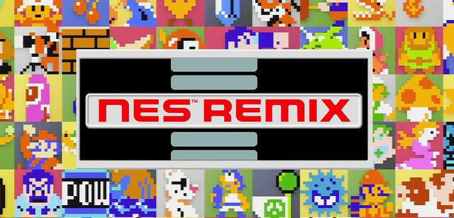 NES Remix kombiniert klassische 8-Bit-Games