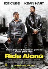 Ride Along - Poster