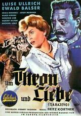 Um Thron und Liebe - Poster