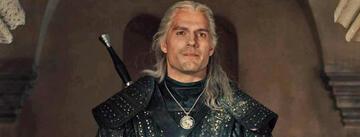 The Witcher: Henry Cavill als Geralt