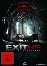 ExitUs - Play It Backwards - Poster