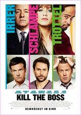 Kill the Boss - Poster