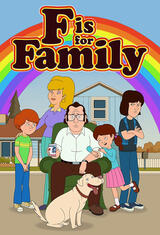 F is for Family - Staffel 2 - Poster