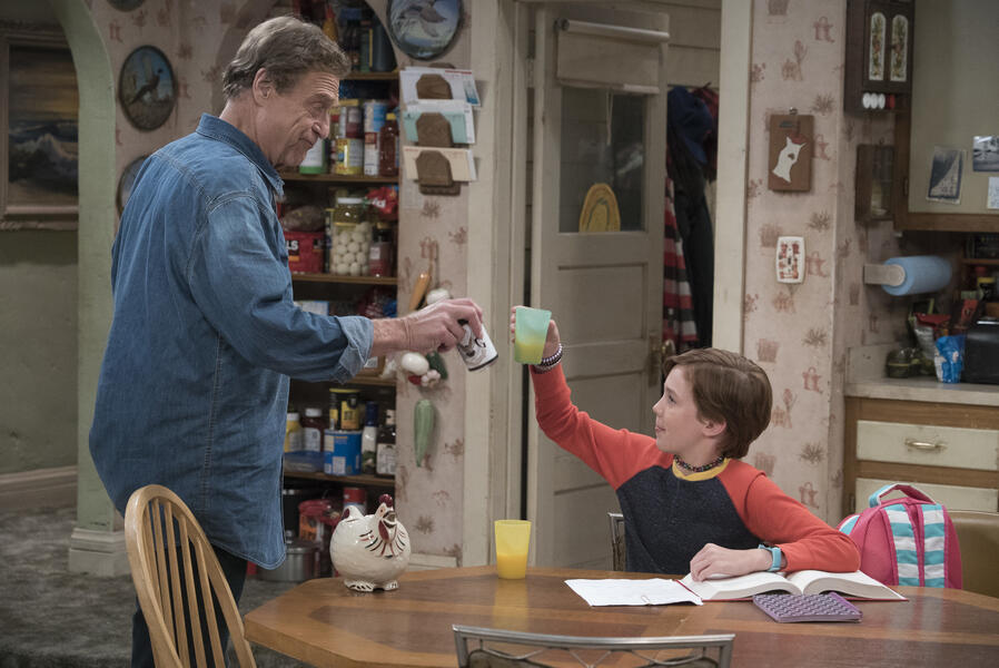 The Conners, The Conners - Staffel 1 mit John Goodman