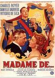 Madame de poster
