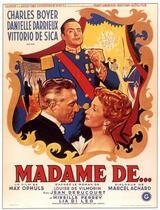 Madame de... - Poster