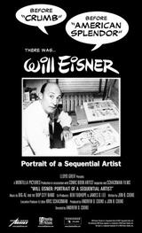 Will Eisner: Portrait of a Sequential Artist - Poster