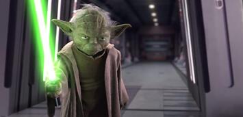Bild zu:  Meister Yoda
