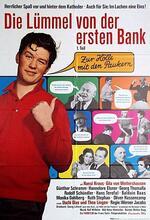 Die Lümmel von der ersten Bank Poster