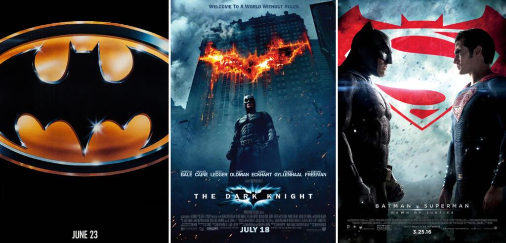 Wie viele Batman-Filme gibt es?
