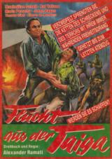 Flucht aus der Taiga - Poster