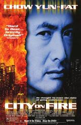 City on Fire - Poster