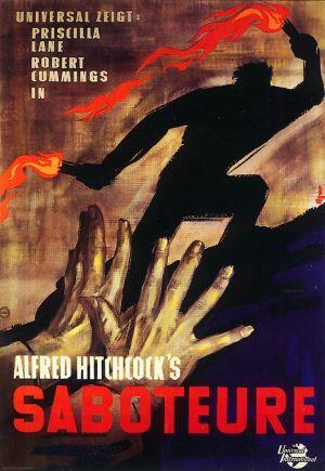 Saboteure Film 1942 Moviepilotde