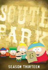 South Park - Staffel 13 - Poster