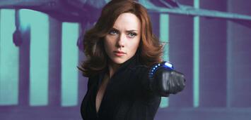 Bild zu:  Scarlett Johansson als Black Widow