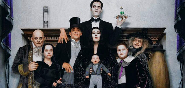 die addams family wie steht es um das animierte reboot der kult reihe. Black Bedroom Furniture Sets. Home Design Ideas