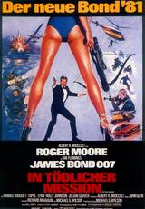 James Bond 007 - In tödlicher Mission - Poster