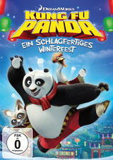 Kung Fu Panda - Ein schlagfertiges Winterfest - Poster