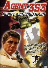 Agent 3S3 kennt kein Erbarmen - Poster