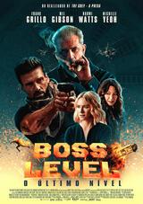 Boss Level - Poster