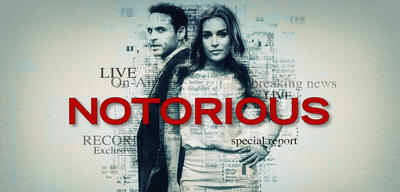 Piper Perabo und Daniel Sunjata in Notorious