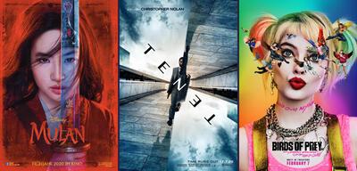 33 Filme im Kinojahr 2020