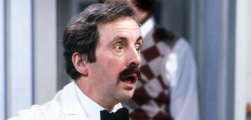 Bild zu:  Andrew Sachs in Fawlty Towers