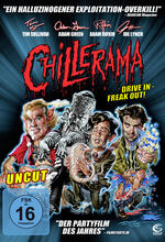 Chillerama - The Ultimate Midnight Movie Poster