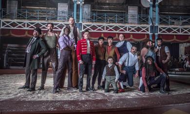 Greatest Showman mit Hugh Jackman, Zac Efron und Zendaya - Bild 5