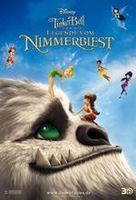 Tinkerbell und die Legende vom Nimmerbiest Poster