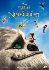 Tinkerbell und die Legende vom Nimmerbiest - Poster