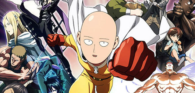 One Punch Man Stream Staffel 2